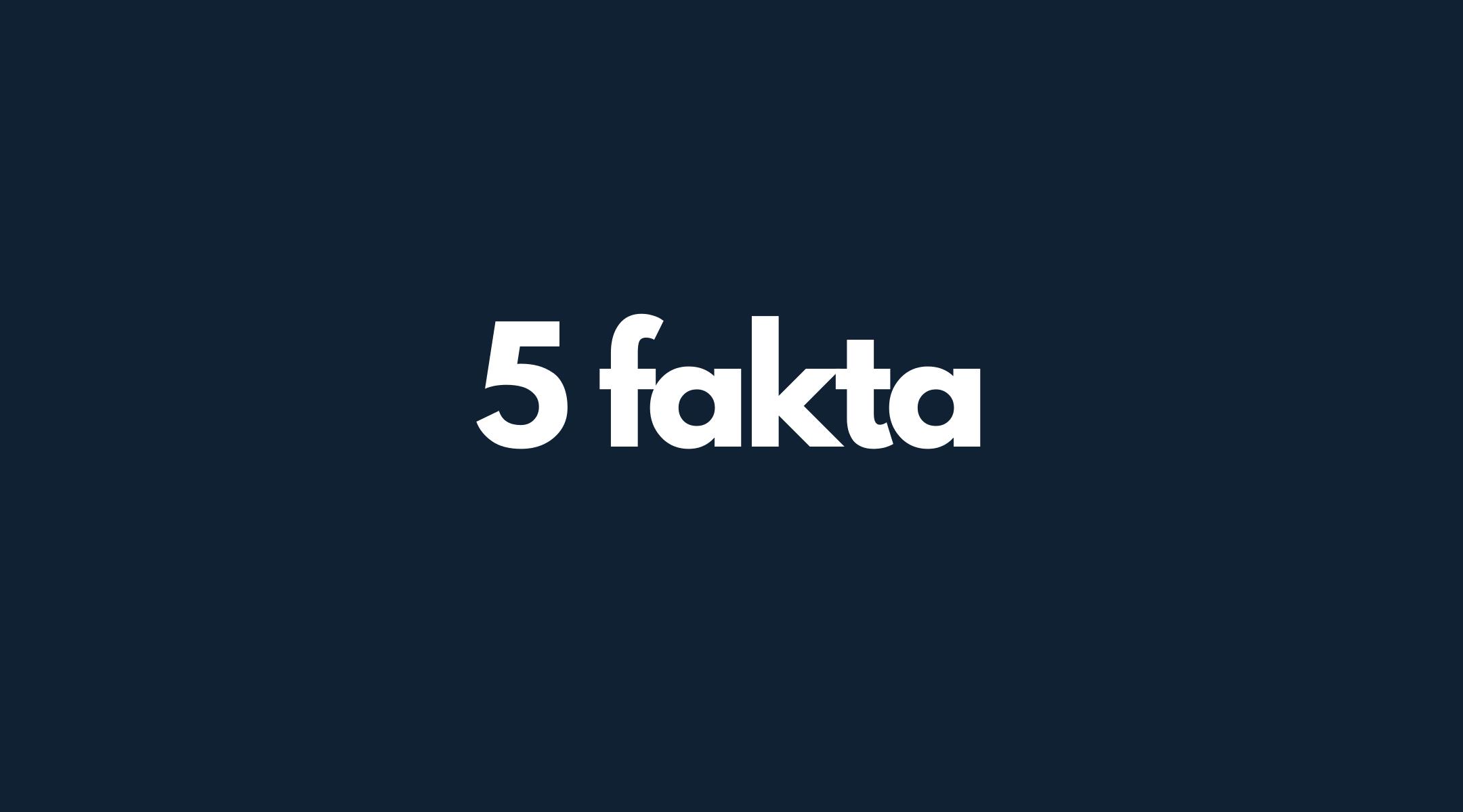 5 fakta om online casino utan svensk licens