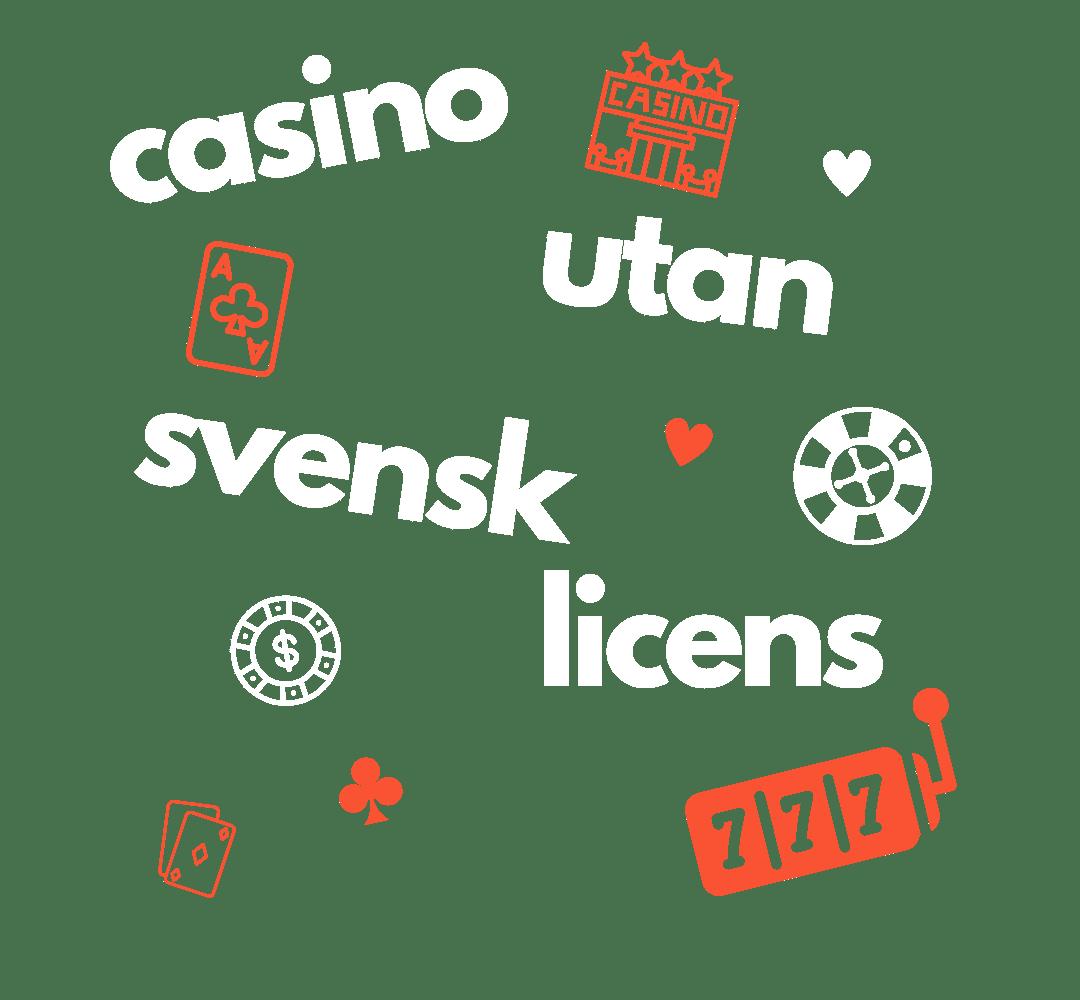 casino utan svensk licens - kasinoutansvensklicens.nu